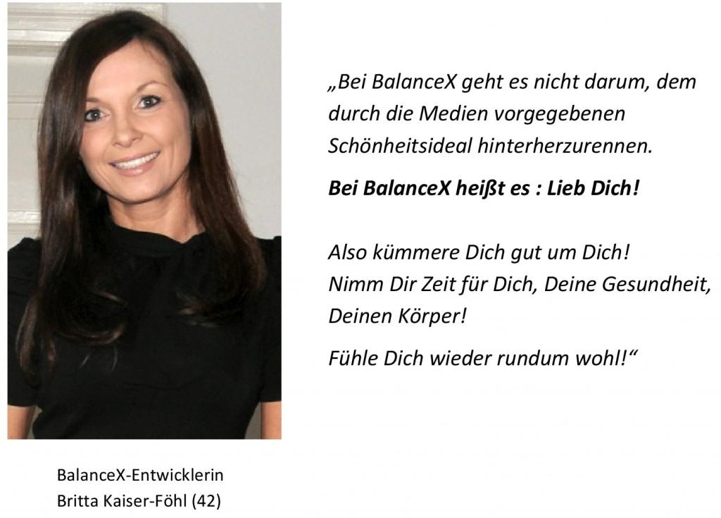 BalanceX BK Zitat für Homepage