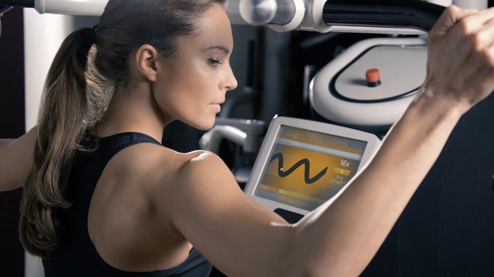 eGYM – Das intelligente Trainingssystem