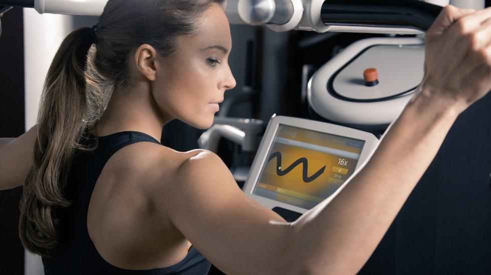 eGYM – Das intelligente Trainingssystem