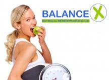 BalanceX 6wöchiger Abnehm-Intensiv-Kurs